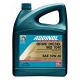 Полусинтетическое моторное масло ADDINOL Drive Diesel MD 1040 10W-40 5л