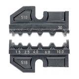 Плашка опрессовочная (насадки для обжимников) KNIPEX арт. 97 49 30