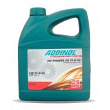 Трансмиссионное масло ADDINOL Getriebeöl GS 75W 90 75W-90 4л