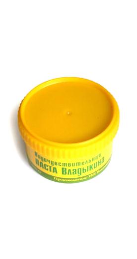 Паста Владыкина индикаторная водочувствительная 100гр