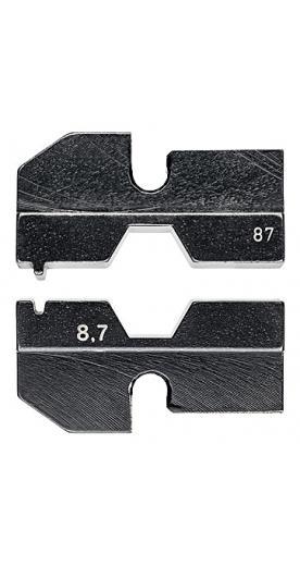 Плашка опрессовочная (профили обжима для сист. инструмента) KNIPEX арт. 97 49 87