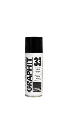 GRAPHITE 33 0,2л CRC KONTAKT CHEMIE токопроводящий лак