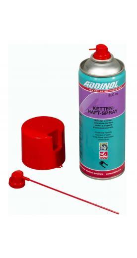 Смазка для высоконагруженных цепей Kettenhaft-Spray Addinol 0,4л